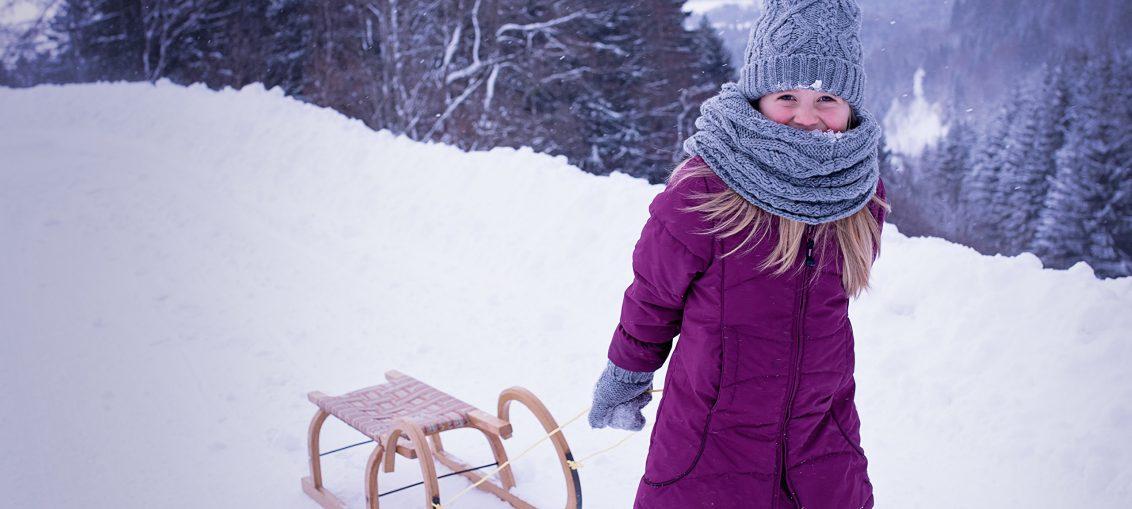 одежда зимой