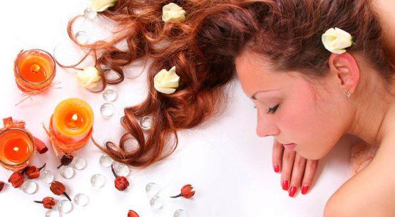 Народные средства ухода за волосами